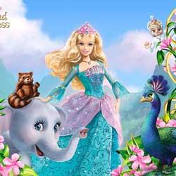 芭比公主之森林公主(中文版)全集在线观 - 5068动画片图片