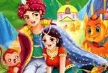 太子阿特士和公主哈娅图芙丝之梦的故事-一千零一夜故事全集