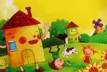 原創童話故事系列:會走路的房子