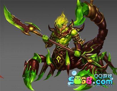 英魂之刃蝎子王