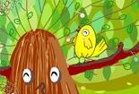 新美南吉童话故事:去年的树