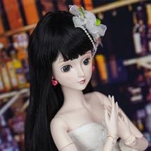 正品维多利亚60cm人偶自由换装化妆女生玩具