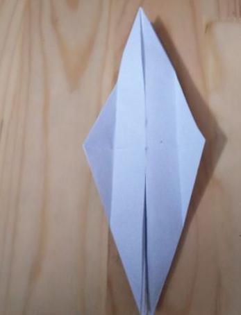 兒童千紙鶴的折法教程