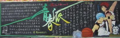 2020五四青年节青春主题黑板报内容