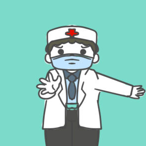 关于疫情医生的简笔画要怎么画