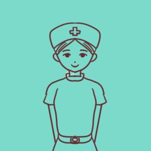 温柔的护士步骤3