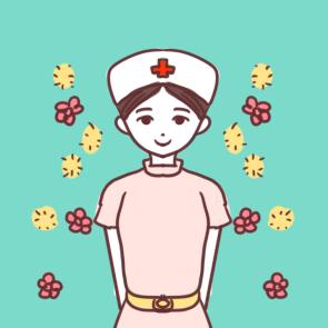 温柔的护士简笔画要怎么画