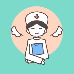 超簡單的護士節簡筆畫步驟圖