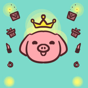 漂亮的小猪简笔画要怎么画 妇女节简笔画教程步骤