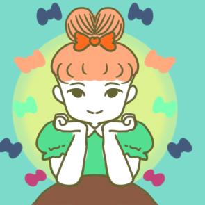 漂亮的女生簡筆畫要怎么畫 女生節兒童畫教程