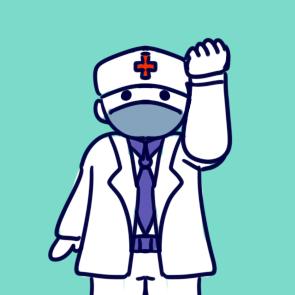 关于疫情的医生简笔画要怎么画