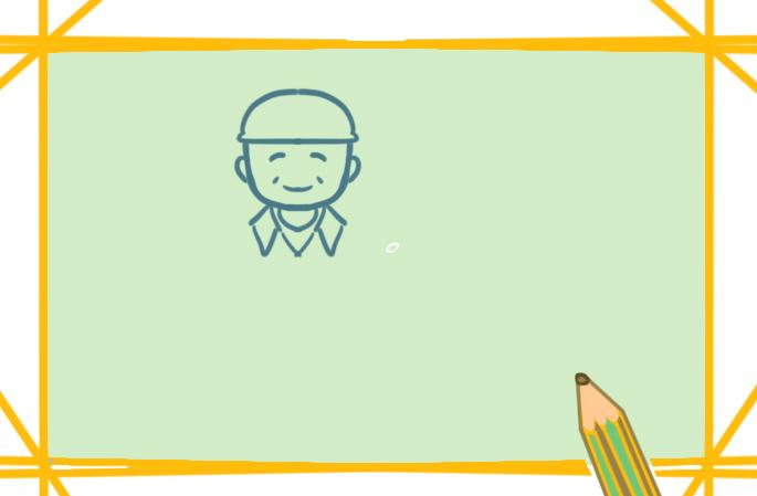 简笔画关于劳动节的画-关于劳动的画简笔画