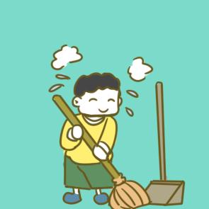 勤勞的男孩簡筆畫要怎么畫 勞動節簡筆畫要怎么畫
