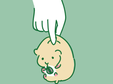 可愛的倉鼠兒童簡筆畫要怎么畫