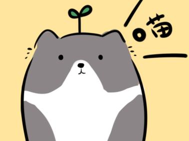 可爱的卡通猫简笔画要怎么画