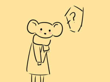 鼠年美女鼠简笔画怎么画