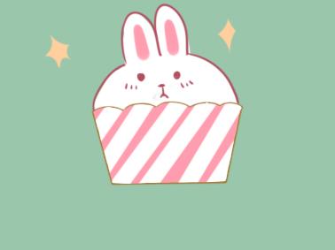 卡通萌兔子简笔画要怎么画