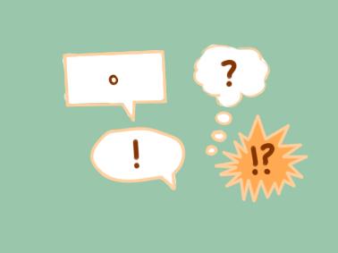 可爱的对话框简笔画要怎么画