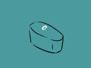 鱼子酱寿司简笔画要怎么画