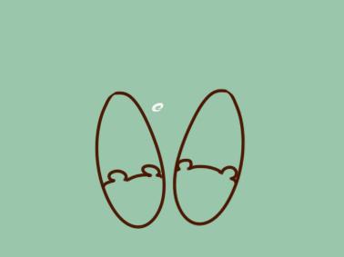 可爱的童鞋简笔画要怎么画
