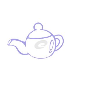 漂亮的水壶简笔画怎么画
