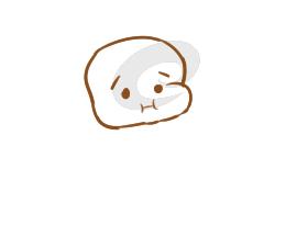 卡通兔子简笔画怎么画