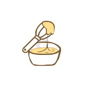 可愛的打蛋器簡筆畫怎么畫
