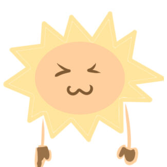 可愛的大太陽簡筆畫怎么畫