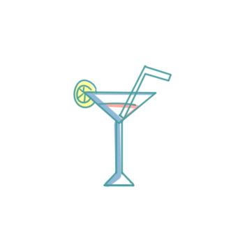 清凉的饮料简笔画要怎么画