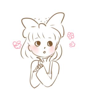 甜美的女生简笔画要怎么画
