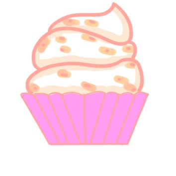 奶油蛋糕簡筆畫怎么畫
