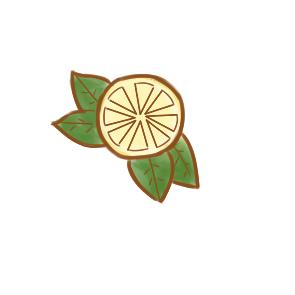 漂亮的柠檬简笔画要怎么画
