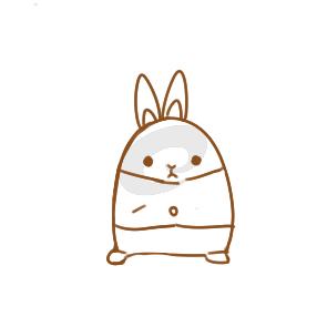 兔子先生的简笔画要怎么画