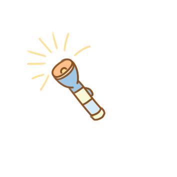 可爱的手电灯简笔画要怎么画
