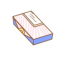 漂亮的笔盒文具简笔画要怎么画