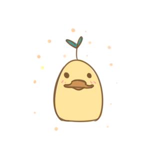 可爱的鸭子简笔画怎么画