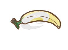 几根香蕉要怎么画