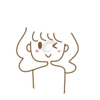 复古风的女孩简笔画怎么画