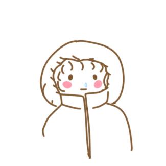 流鼻涕的女生简笔画怎么画