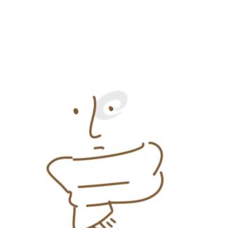 忧郁的男生简笔画怎么画