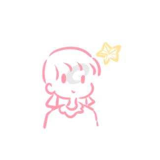 扎著小辮子的女生簡筆畫怎么畫