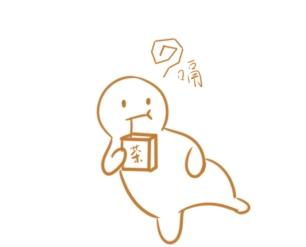 胖胖的小人简笔画怎么画