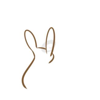 可爱的兔子简笔画怎么画