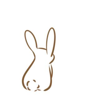 可愛的兔子簡筆畫怎么畫